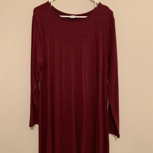 Old Navy; Lightweight sweater dress, NWT